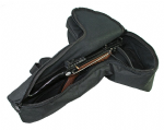 Black Padded Pistol Crossbow Carry Case